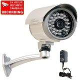 CCD Outdoor Indoor Security Camera