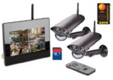 Wireless Digital Security System
